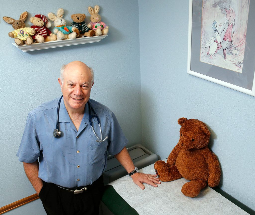 Dallas pediatrician Albert Karam has long had a policy at his practice against accepting unvaccinated patients.