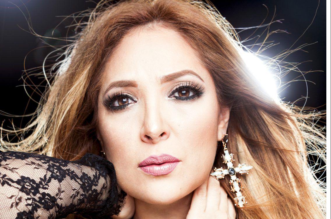 """La cantante Myriam Montemayor promociona el tema """"Basta"""". (AGENCIA REFORMA)"""
