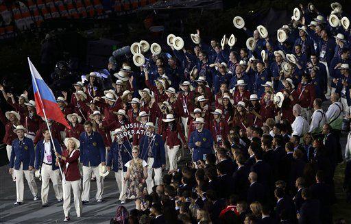 Delegaciones de más de 200 países llegaron a Rio para los Juegos. Foto AP