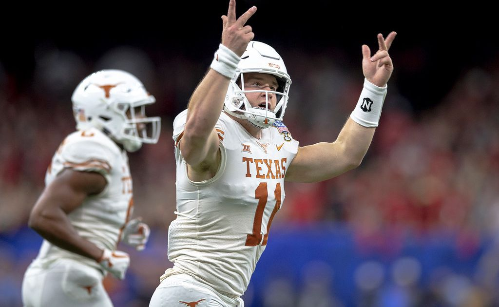 5 takeaways from Texas' 28-21 Sugar Bowl win over Georgia: Sam Ehlinger leads Longhorns to upset victory, 10-win season
