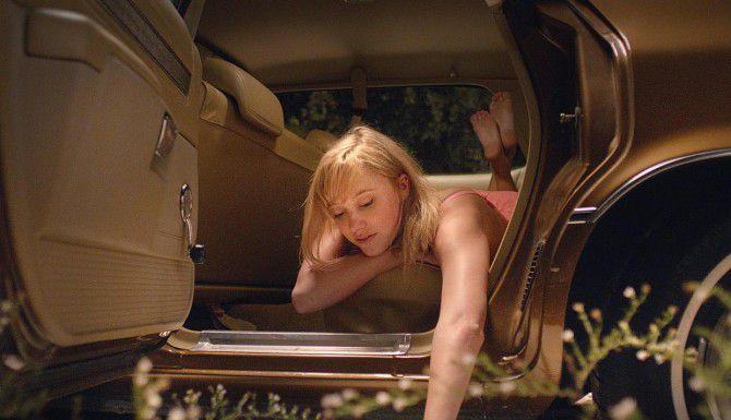 "Maika Monroe es la protagonista de ""It Follows"". (AP/RADiUS)"
