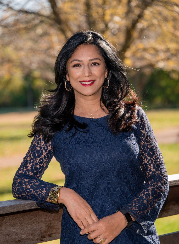 Columnist and filmmaker Aisha Sultan will speak about a short film she has written and produced at an event at the Dallas Institute of Humanities and Culture on Dec. 10, 2018.