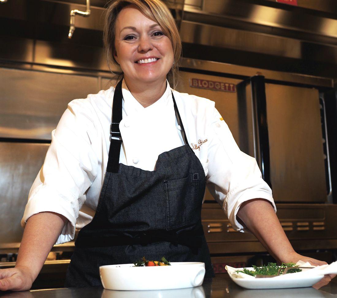 Kelly Bianchi is executive chef at Wynn Las Vegas.