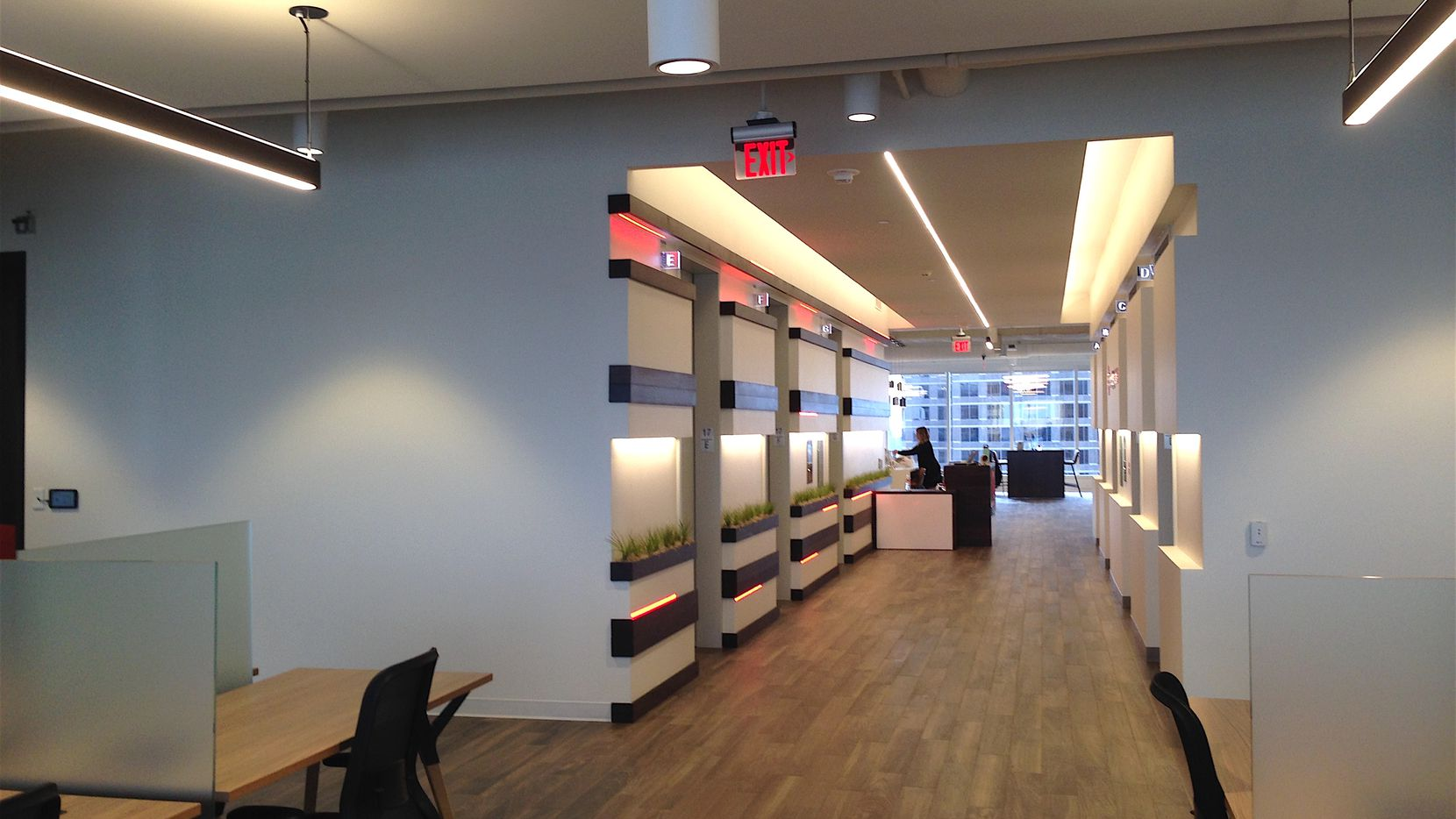 Serendipity Labs' first Dallas co-working center is in the KPMG Plaza building on Ross Avenue.