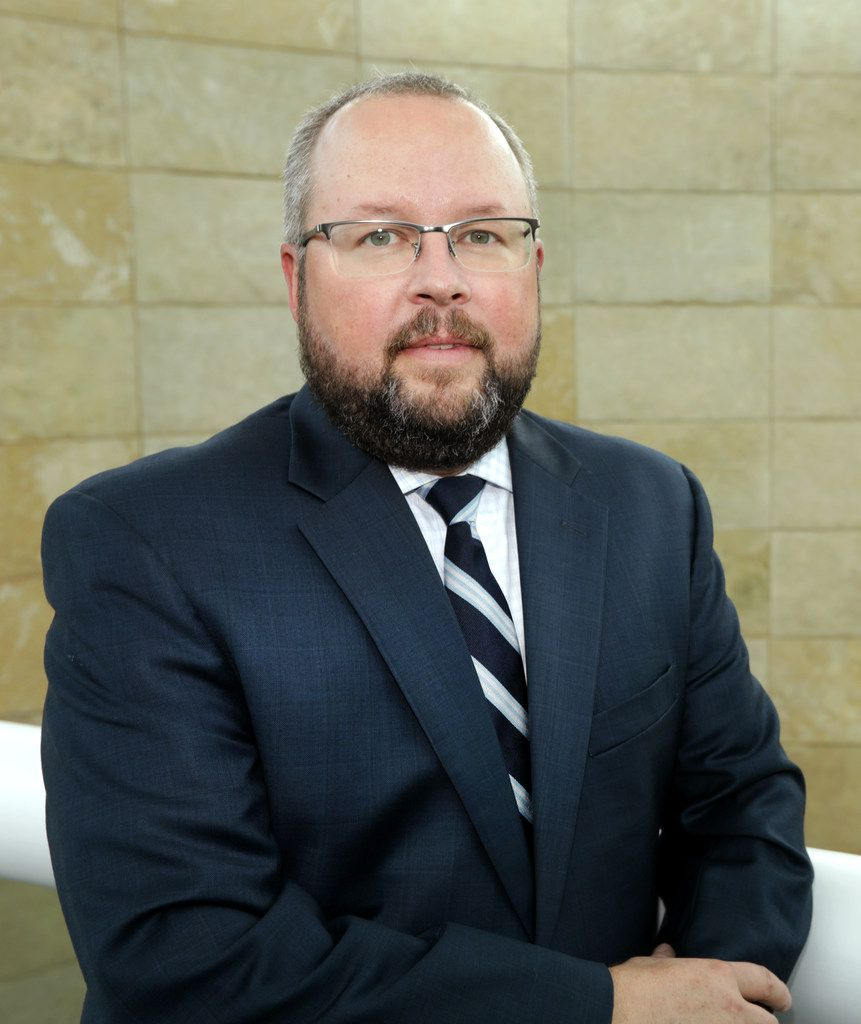 Eric Ellwanger was named Allen's city manager after serving a  interim manager since May 1.