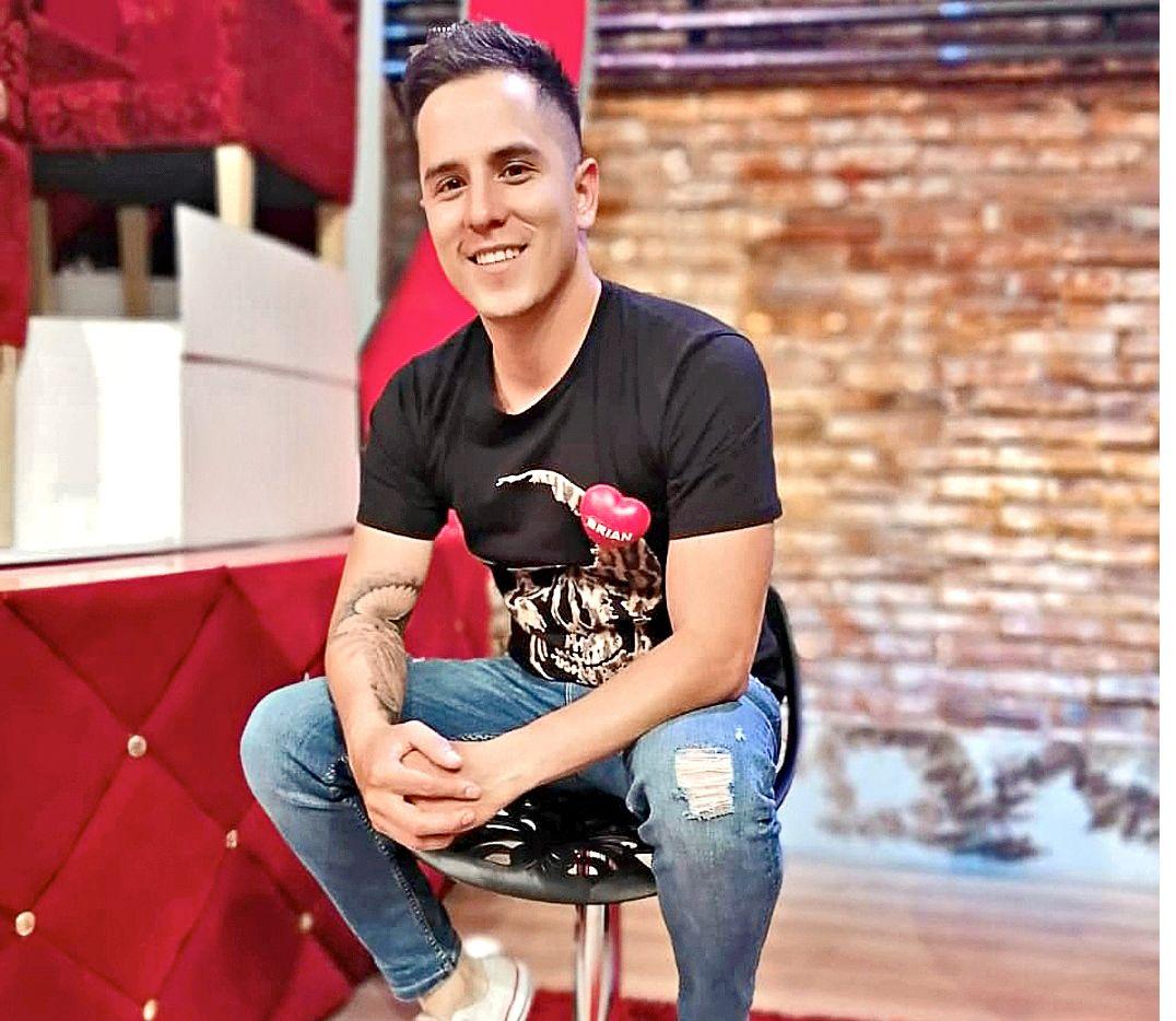 Brian del Prado Medel, ex participante del programa televisivo Enamorándonos, de TV Azteca, fue asesinado el domingo al salir de un bar en Coyoacán.