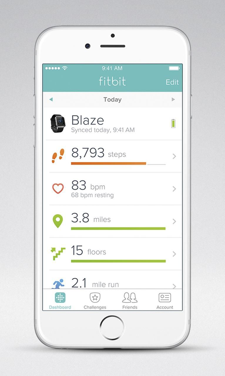 Jim Rossman's tech review: What the Fitbit Blaze does better