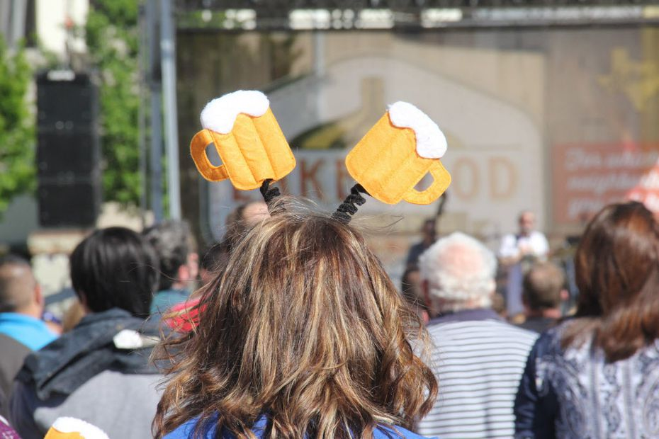 Dallas' Big Texas Beer Fest took place over two days, April 1-2, 2016.