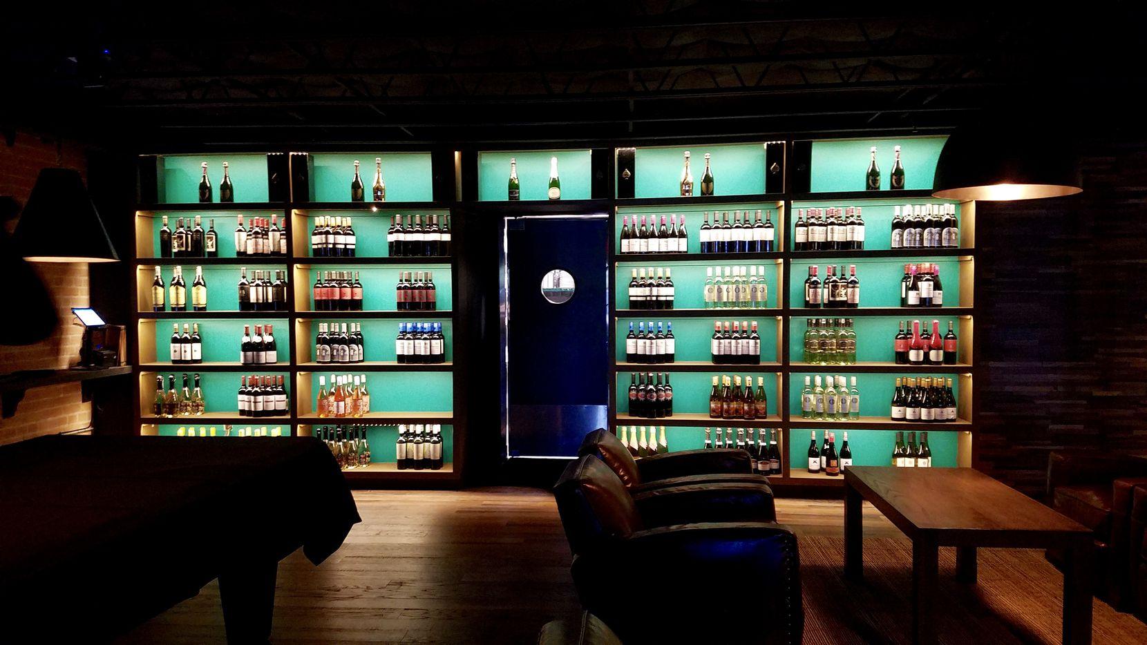 Network Bar interior