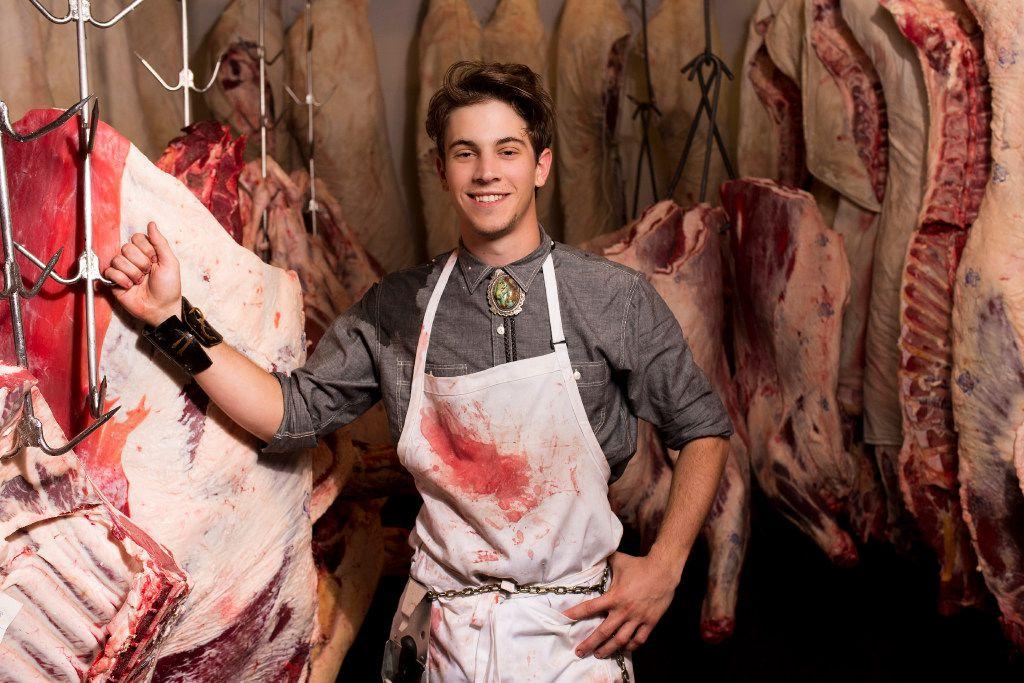 Butcher Jack Matusek of Raw Republic Meats