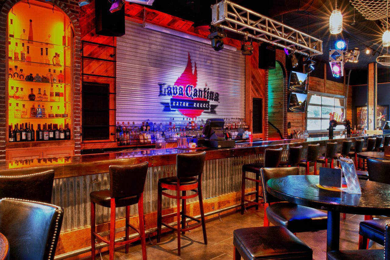 Lava Cantina is expected to open in The Colony in 2016. Pictured here: The only existing Lava Cantina, in Baton Rouge, Louisiana.