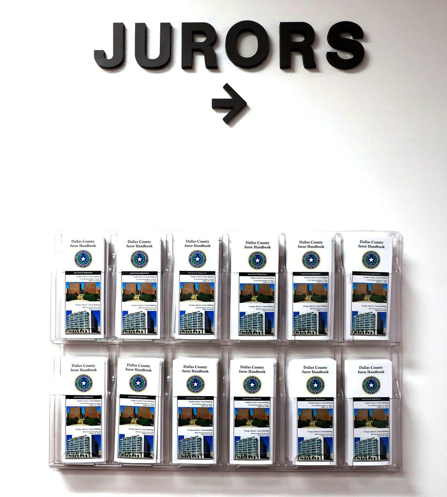 """""""Our criminal justice system is only as strong as our pool of jurors,"""" state District Judge Brandon Birmingham says."""