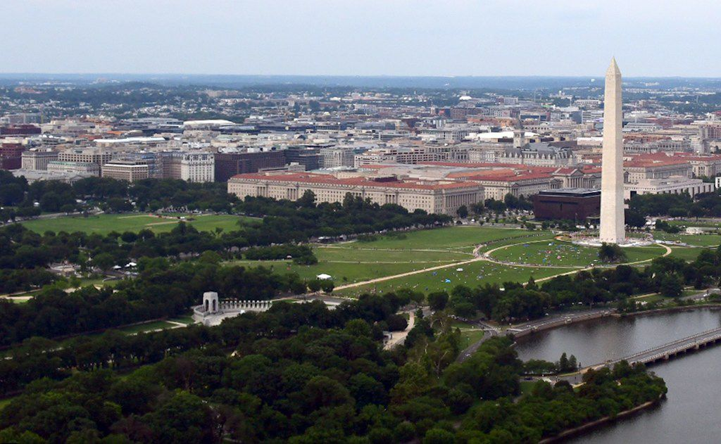 Washington, D.C., a city that needs the steadying force of public scrutiny.