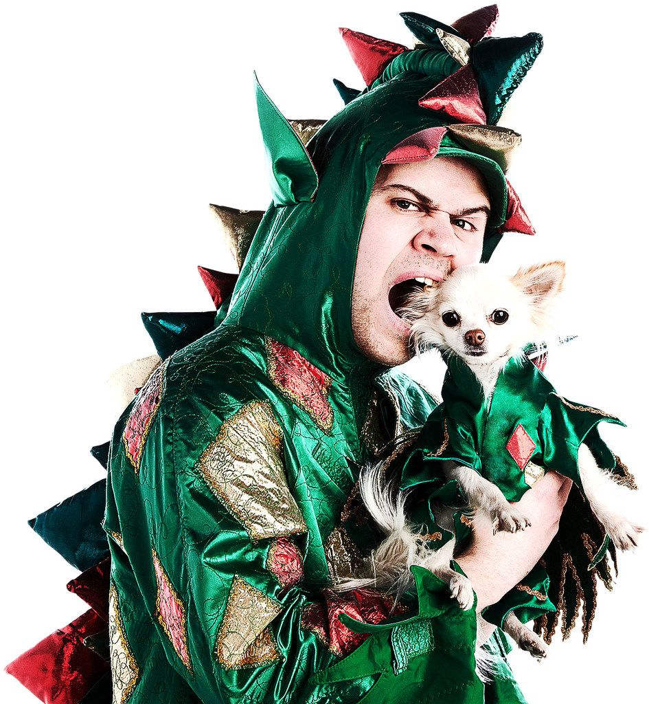 """Appearing with his dog,  """"The World's Only Magic Performing Chihuahua,"""" magician Piff the Magic Dragon offers a magic show that the entire family will enjoy."""