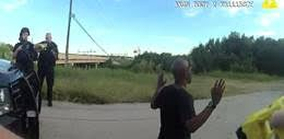 Grand Prairie police body-cam footage shows the July 2017 arrest of Eric Gerard McGinnis. McGinnis was sentenced to eight years in prison on federal gun charges after police said he fired a partially 3-D printed AR-15 in 2017.