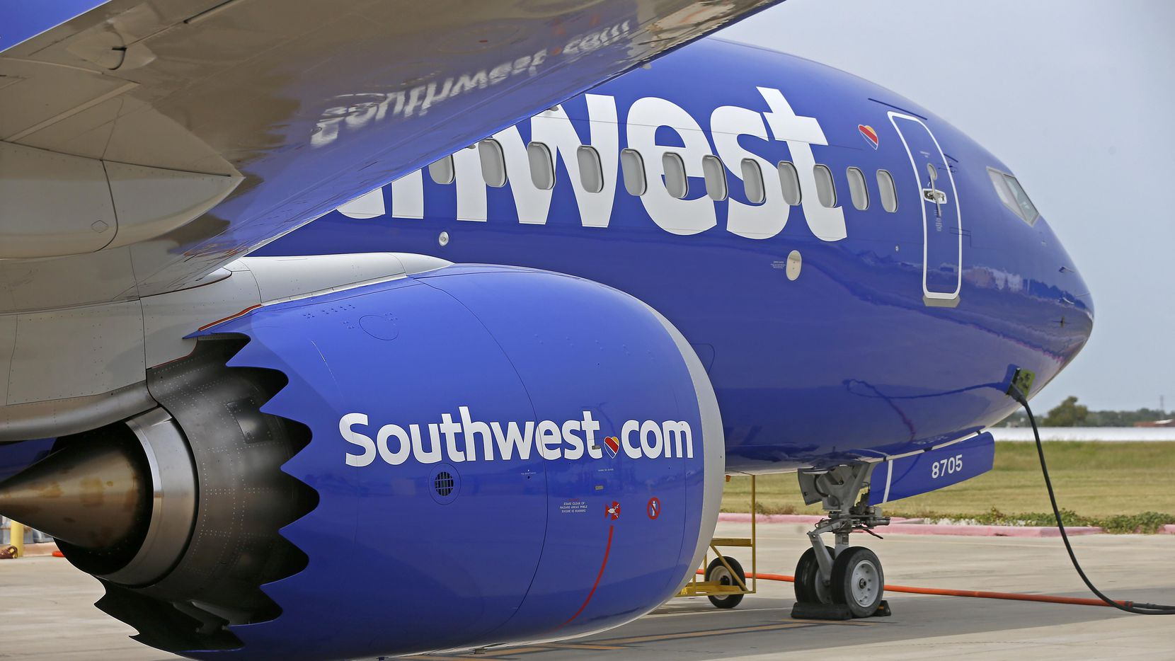 El nuevo 737 Max representa un hito para Southwest que está jubilando sus 737 originales. (DMN/JAE S. LEE)