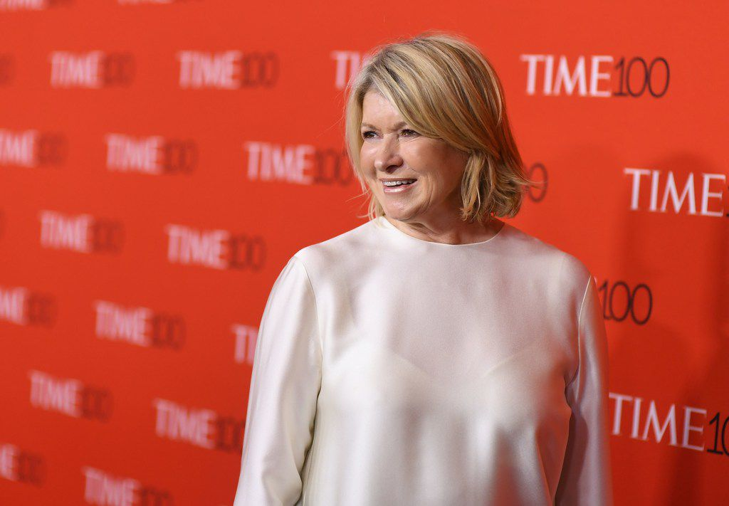 Martha Stewart will get the Great Contributor to Art Award from the Dallas Arboretum and Botanical Garden on Friday.