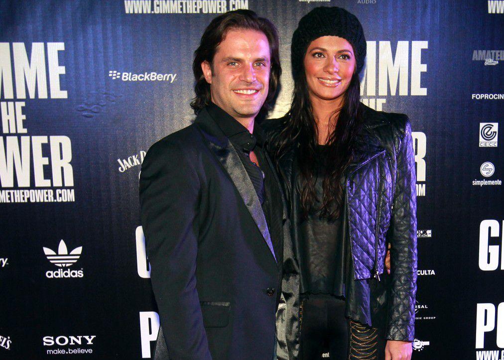 Mark Tacher y Cecilia Galeano decidieron poner fin a su relación después de cuatro años de relación. /AGENCIA REFORMA