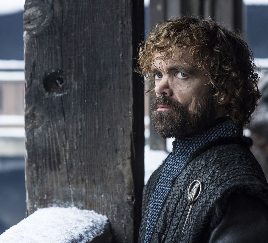 Tyrion (Peter Dinklage) will likely have a lot on his mind while in Winterfell. (Helen Sloan/HBO)