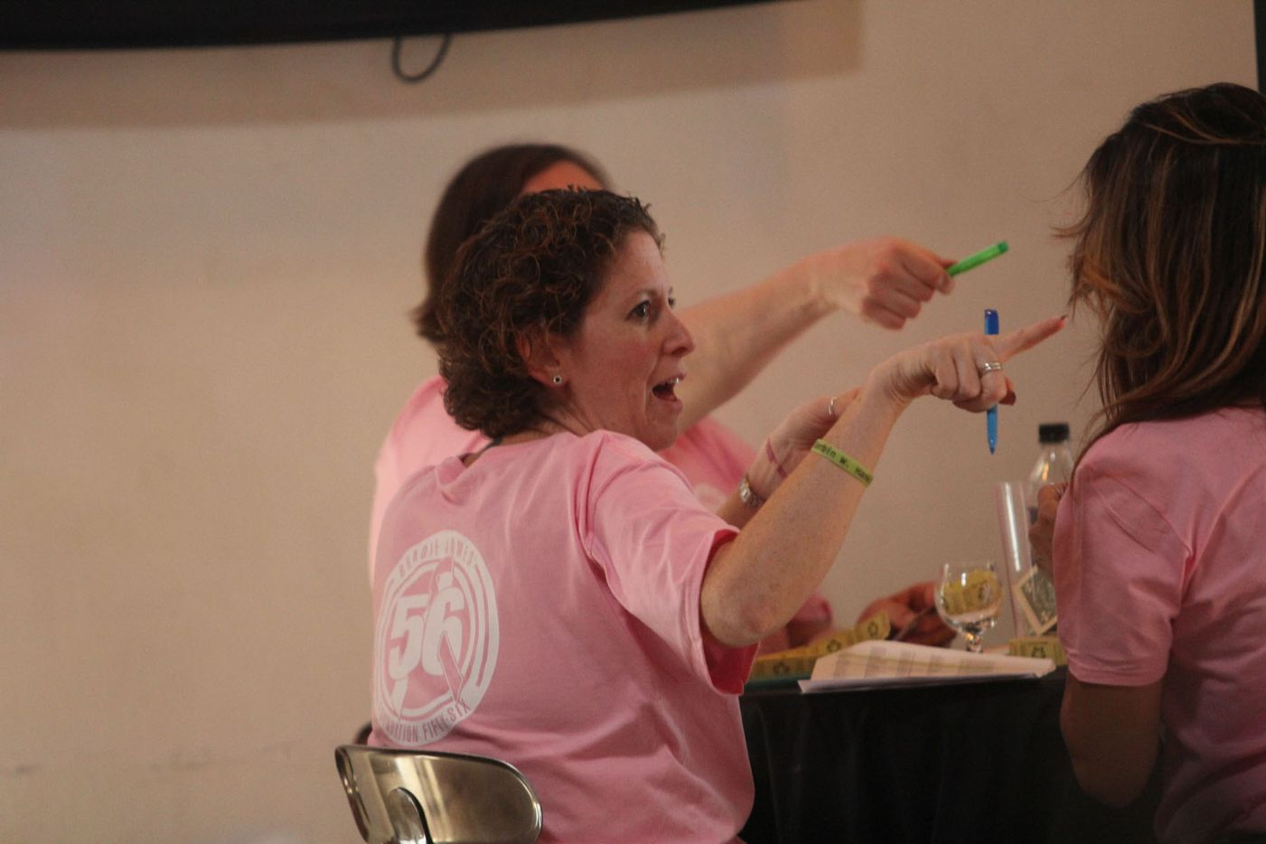 Noble Rey Brewing Co. was one of the stops during the inaugural Brew Crawl for Breast Cancer on Saturday in Dallas. The event was put on by Dallas Brew Scene, with all proceeds benefiting former Dallas Cowboys Bradie James' Foundation 56 breast cancer nonprofit.