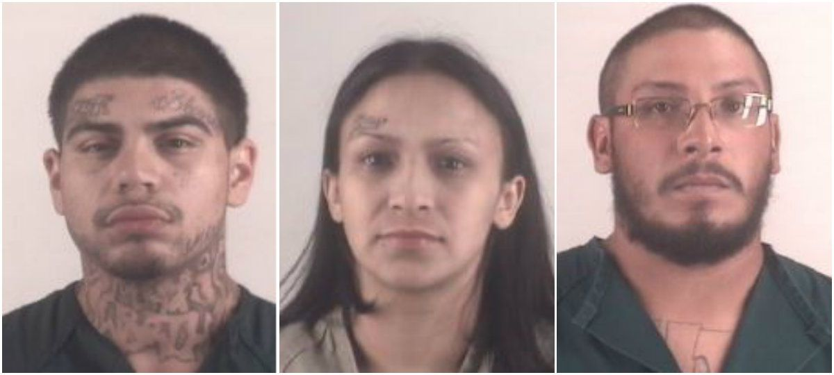 3 charged after man left to die in Fort Worth street over