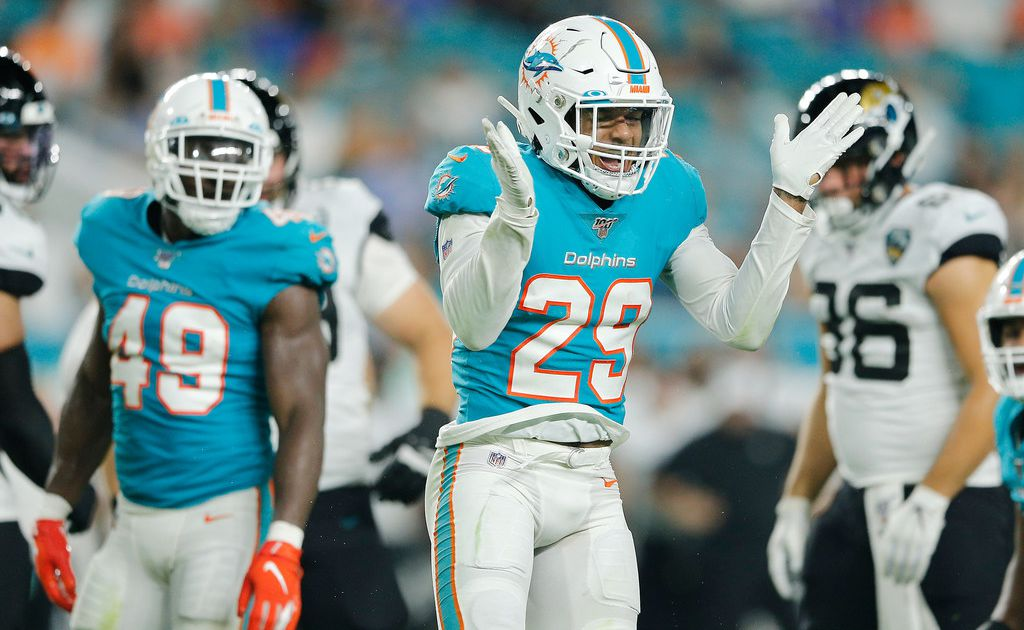 Cowboys contact with Dolphins about Minkah Fitzpatrick was due diligence, not aggressive pursuit