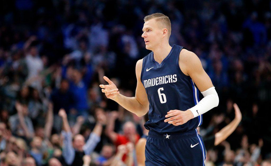 Kristaps Porzingis takes major step in Mavericks' win over Timberwolves
