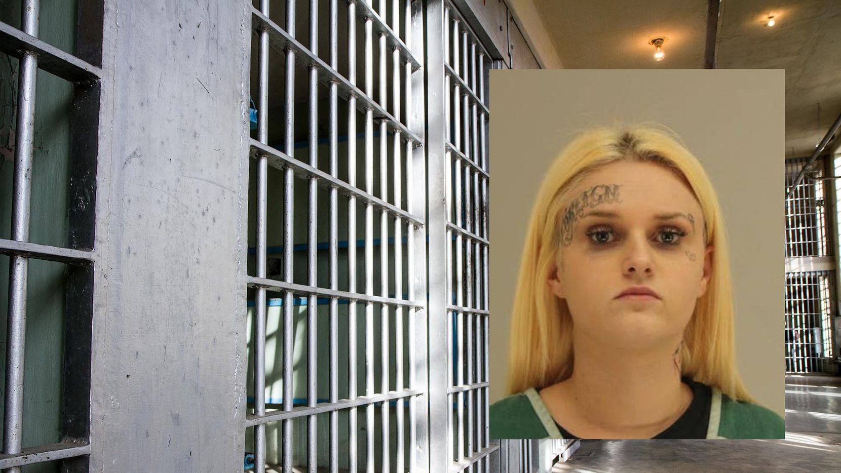 Sydnee Whitaker, de 18 años, está acusada de homicidio capital. AL DÍA