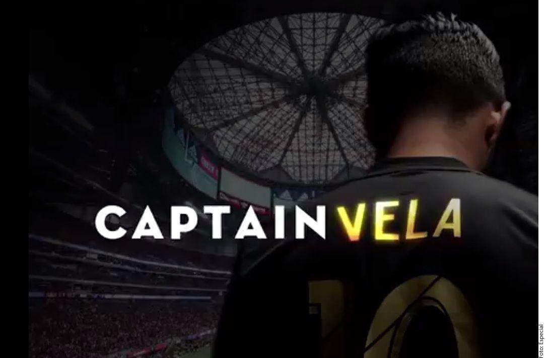 El delantero mexicano Carlos Vela, quien actualmente milita en el LAFC, fue nombrado por los aficionados como el capitán del equipo de Estrellas de la MLS que enfrentará a la Juventus el 1 de agosto./ AGENCIA REFORMA