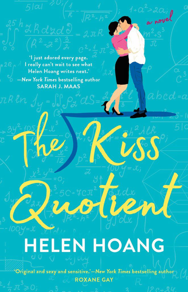 A screenplay is in the works for Helen Hoang's The Kiss Quotient.
