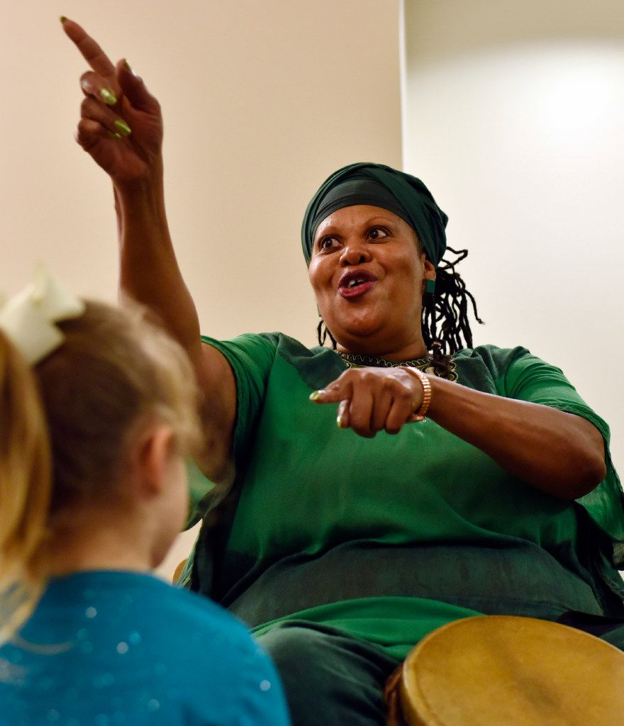 Melody Bell will lead a storytelling workshop on Friday.