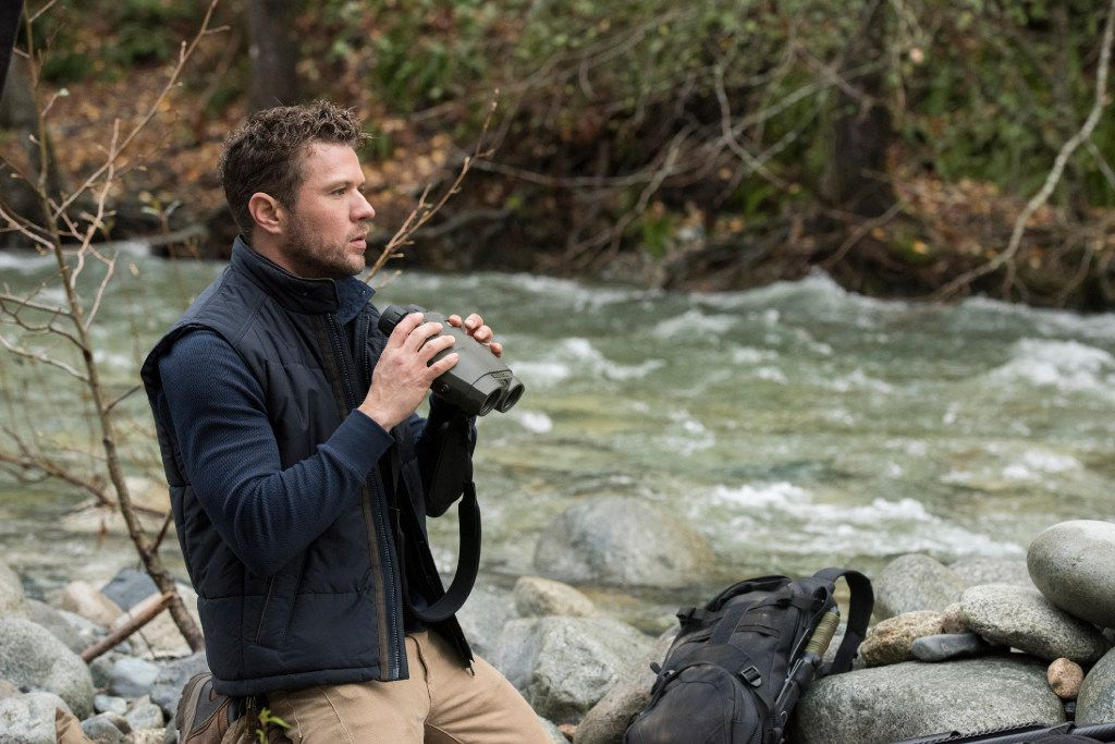 """Ryan Phillippe as Bob Lee Swagger in """"Shooter"""""""