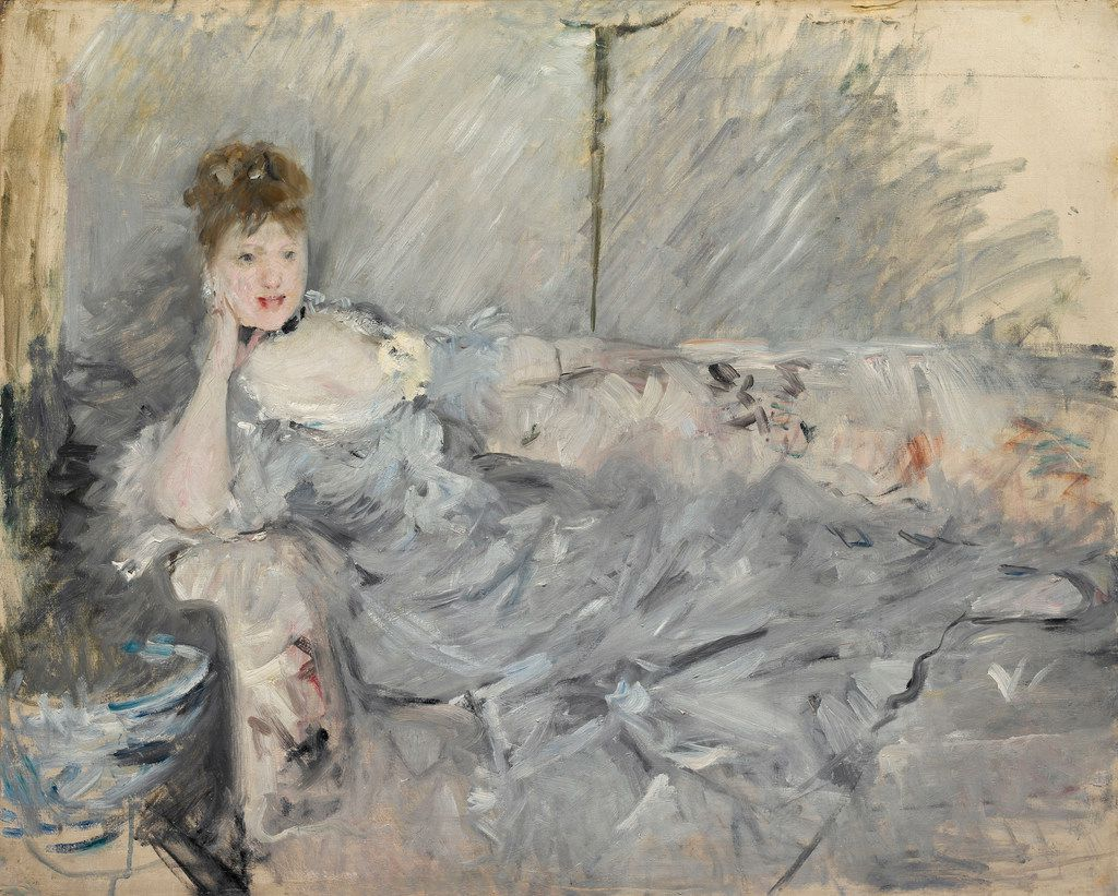 """""""Berthe Morisot, Woman Impressionist"""" runs from Feb. 24 to May 26 at the Dallas Museum of Art. The exhibition features 72 of the finest paintings in Morisot's oeuvre."""