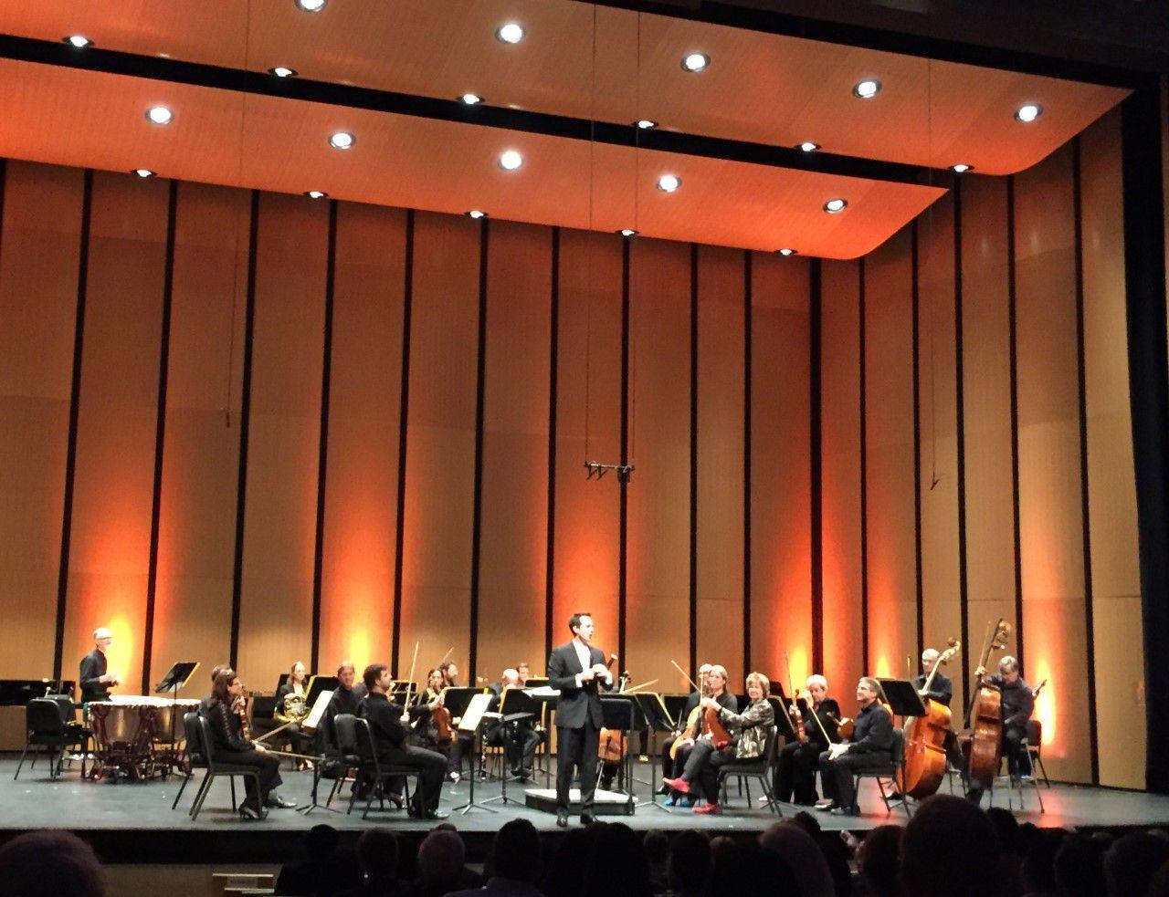 Guest conductor Case Scaglione at Dallas Symphony ReMix concert