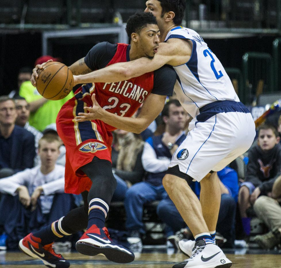 Despite Young Star Anthony Davis Presence Pelicans