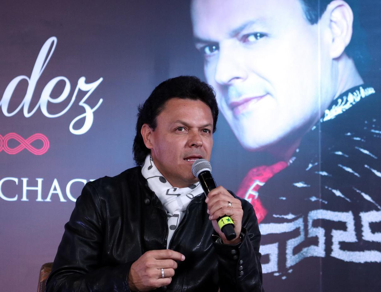 Pedro Fernández tiene una carrera musical de casi cuatro décadas.(AGENCIA REFORMA)