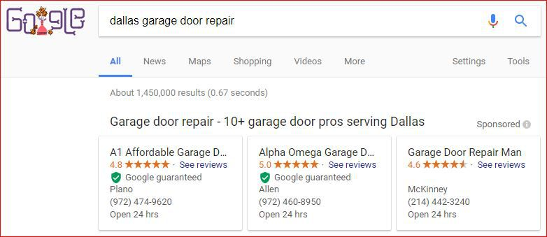 Google's new Google Guarantee program verifies home services and promises a money-back guarantee, paid by Google.