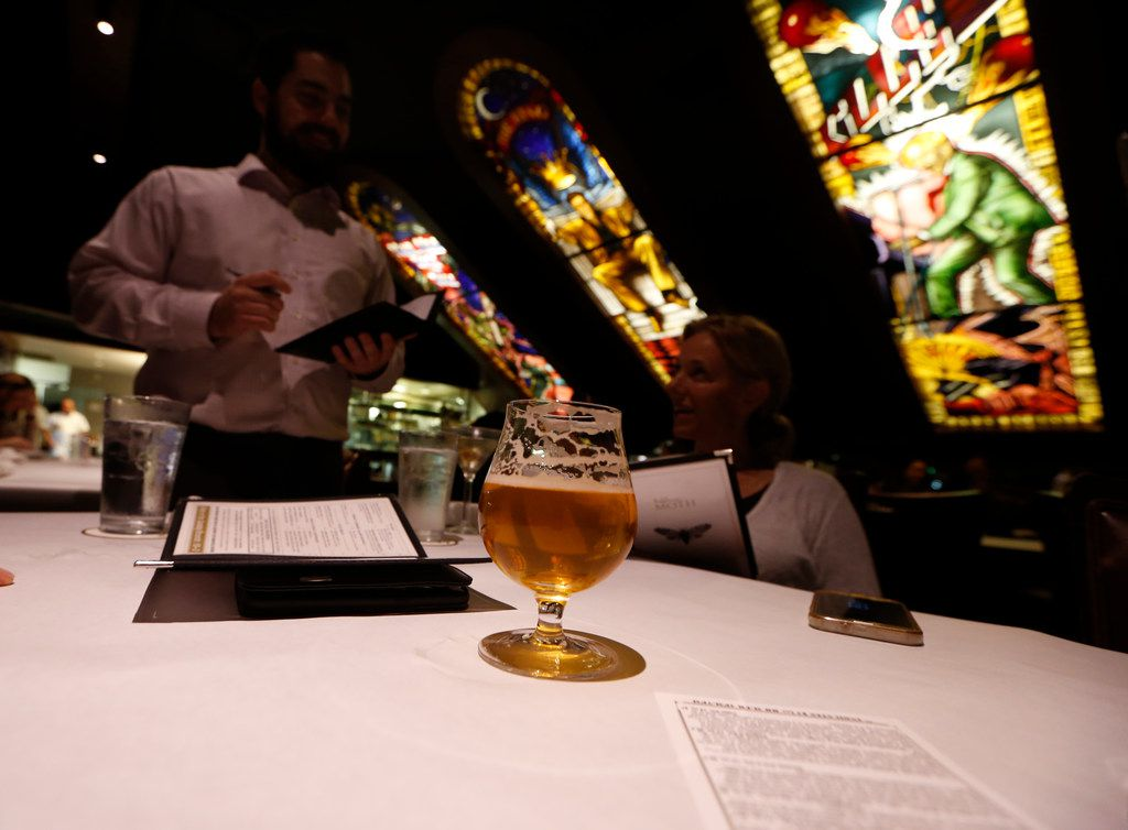 The Meddlesome Moth is a world-renowned beer bar in Dallas' Design District.