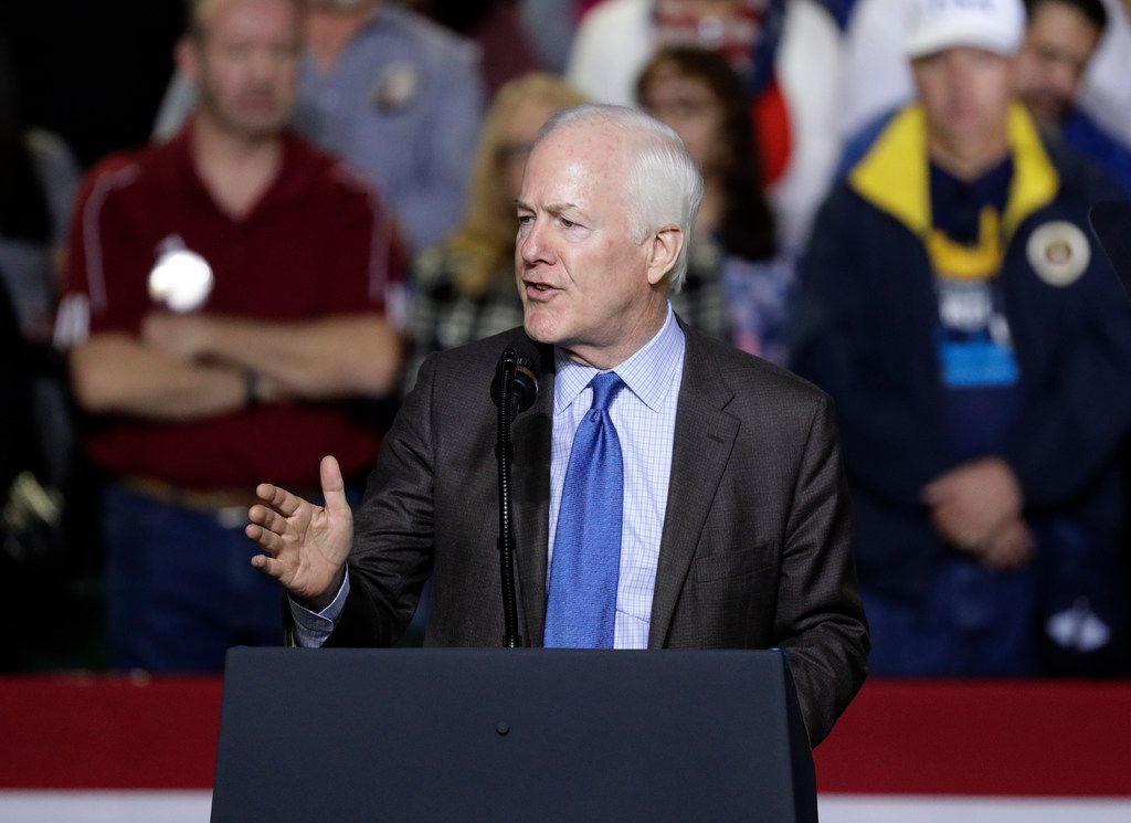 Texas Sen. John Cornyn remains the favorite to win re-election in 2020, though Texas Democrats are eager to unseat him.