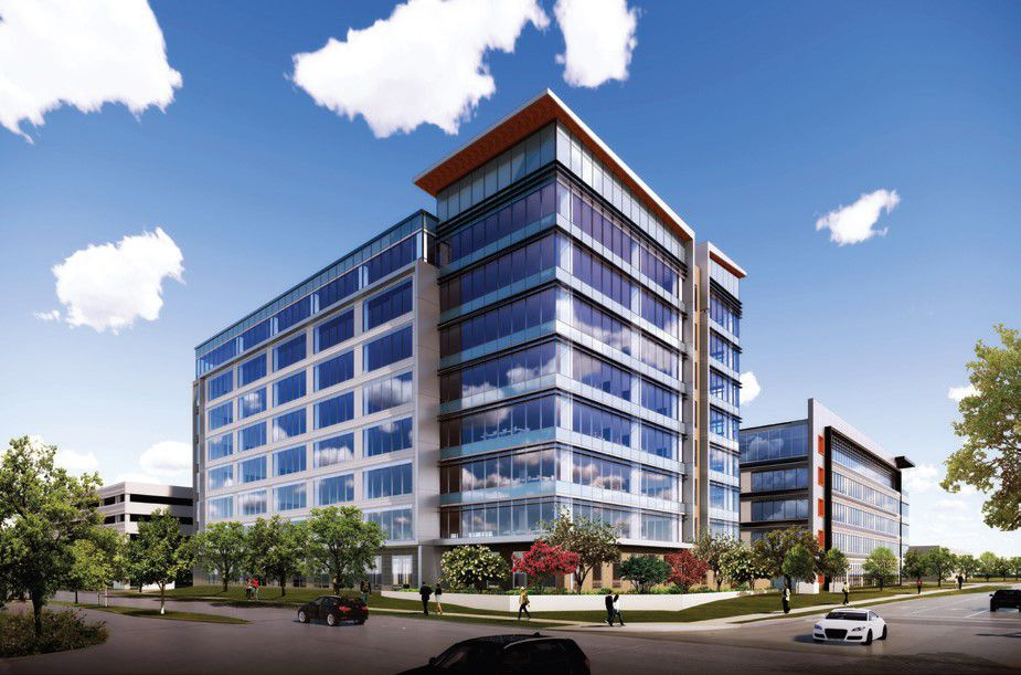 Kaizen Development Partners' One Bethany West building will be constructed just west of U.S. 75 in Allen.