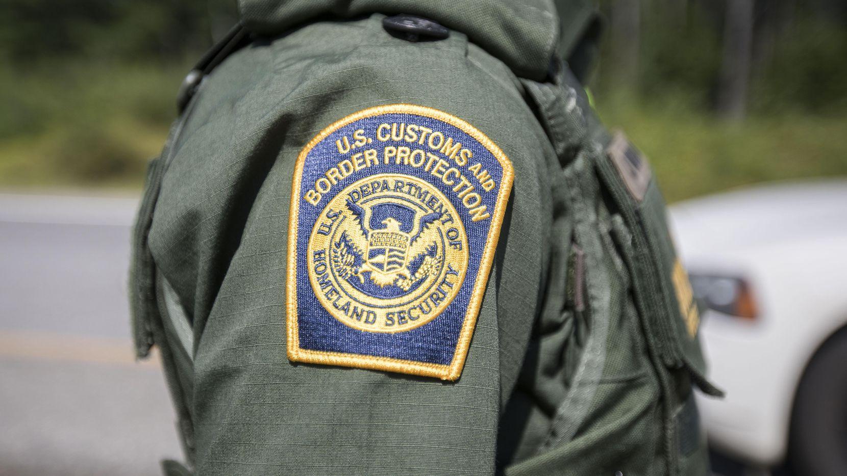 Agente de la agencia de Aduanas y Protección Fronteriza (CBP).(GETTY IMAGES)