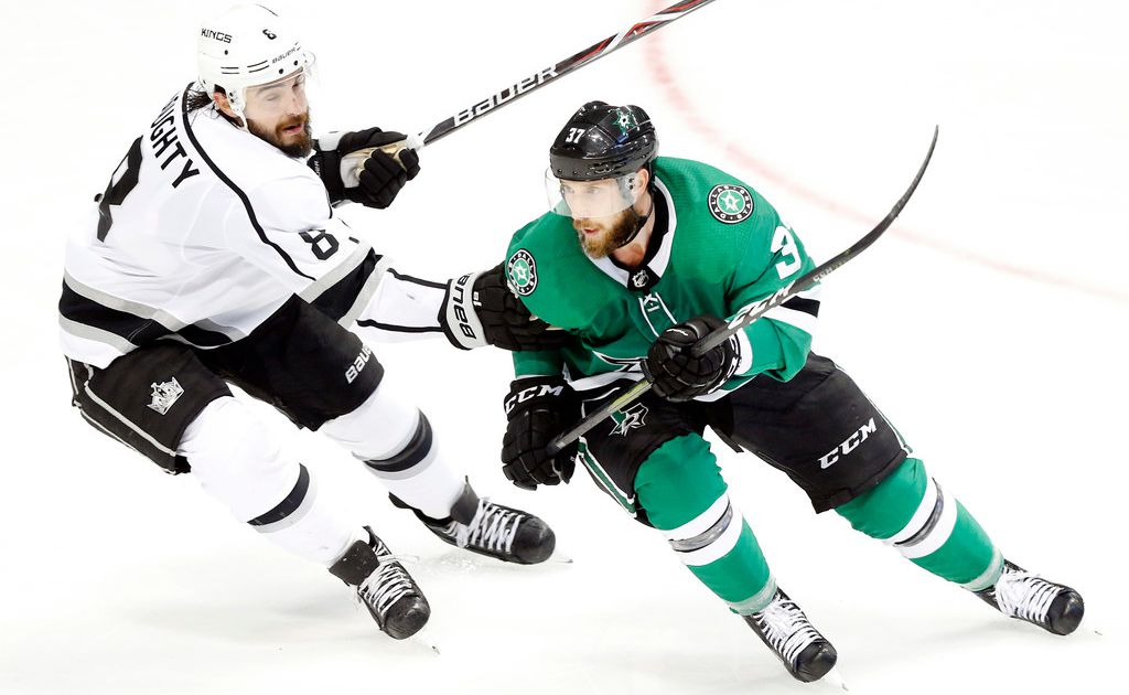 Stars notebook: Justin Dowling returns vs. Blues after issue with headache, nausea symptoms
