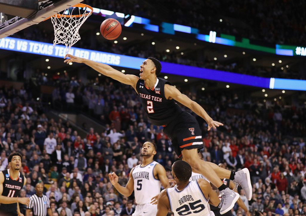 reputable site 6a6c1 e755f Could Texas Tech freshman Zhaire Smith enter NBA draft? 'I ...