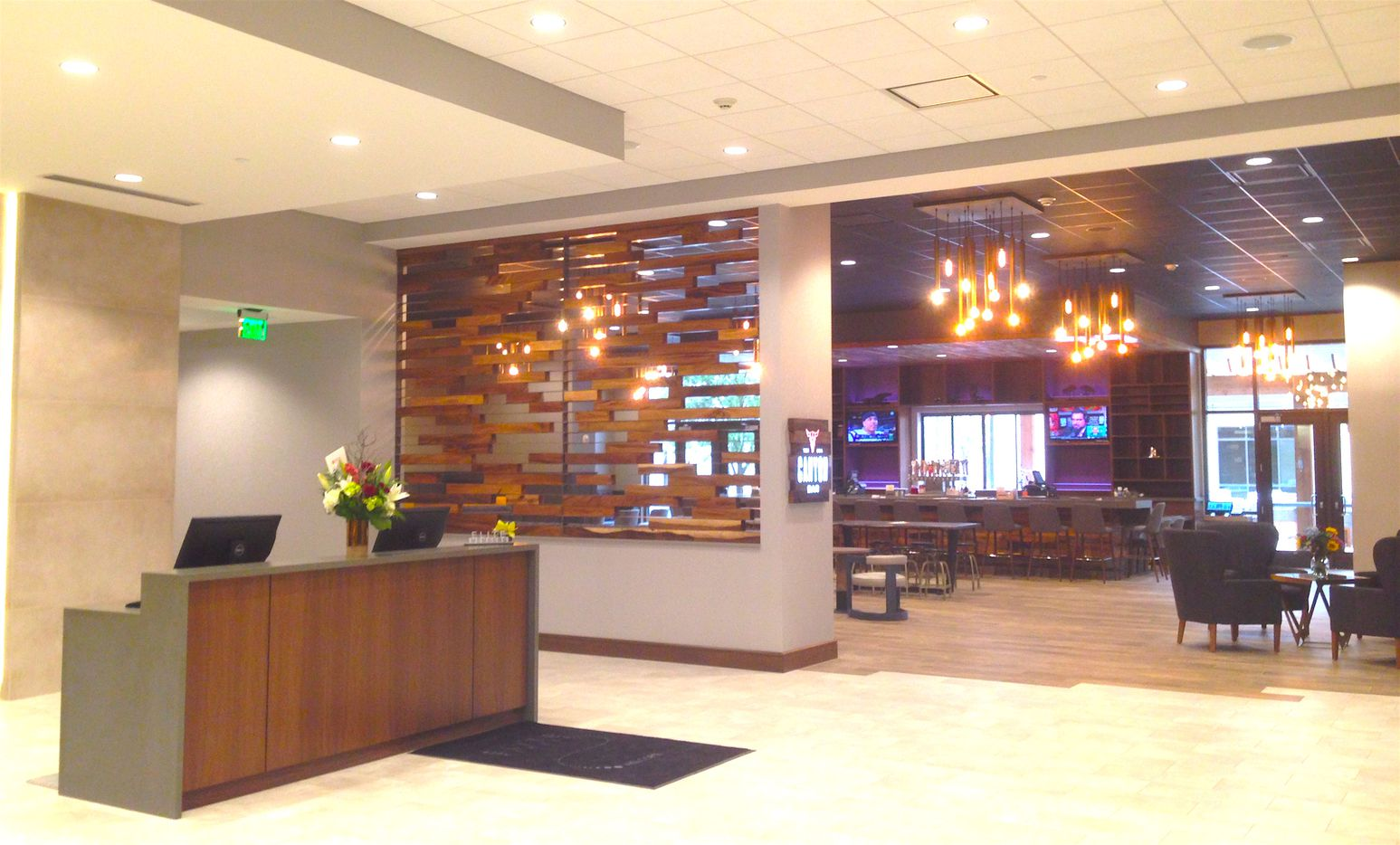 The new Delta by Marriott Hotel has a restaurant by Dallas chef Stephan Pyles.