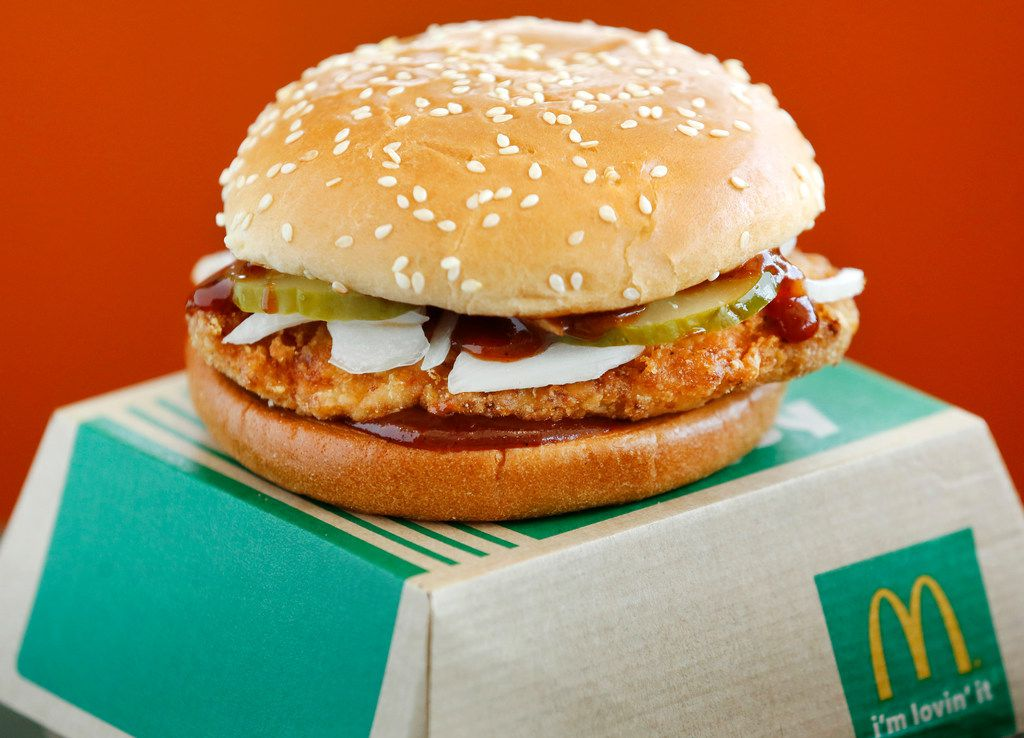 McDonald's Spicy BBQ Chicken sandwich is the company's first spicy-food debut in some time.