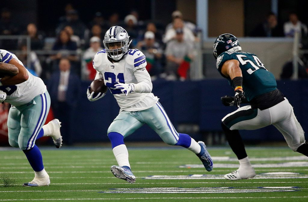 Pro Bowl rosters announced: 5 Cowboys make this year's Pro