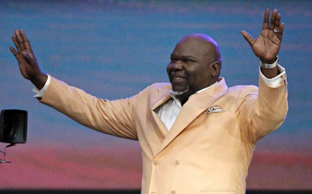 Bishop T D  Jakes slams reality series 'Preachers of L A