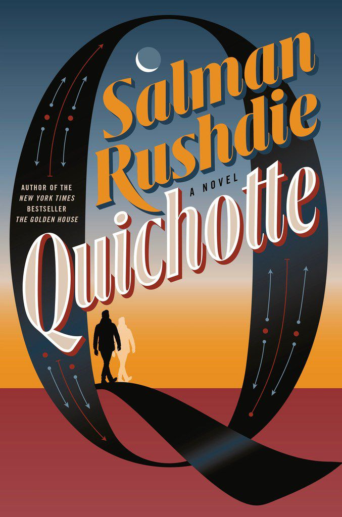 Quichotte by Salman Rushdie will be released on Sept. 3.