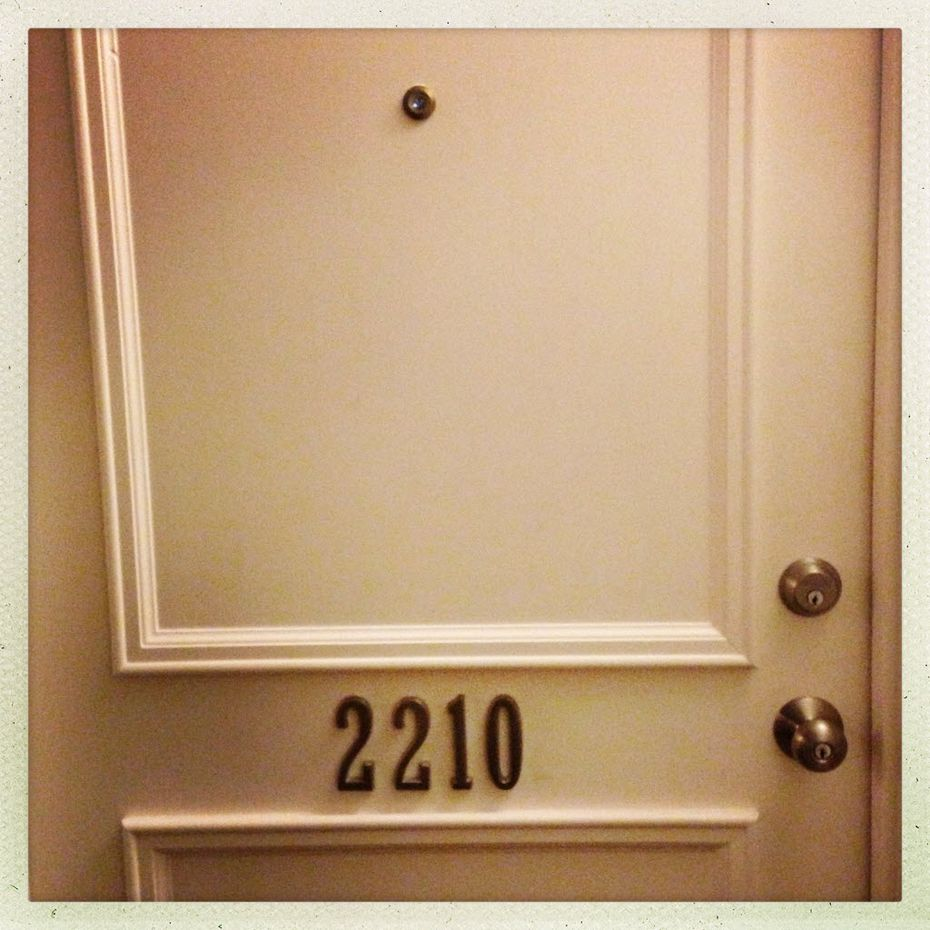 Apartment 2210, the apartment at 21 Turtle Creek where Dallas stylist Paul Neinast died of a drug overdose in Dec. 2012.