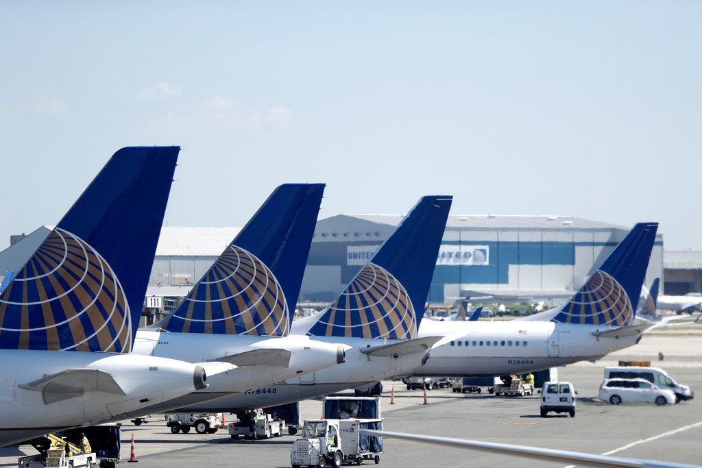 The grounding of its Boeing 737 Max jets is causing United Airlines to trim growth plans for this year, and the carrier expects to discuss potential compensation with Boeing.